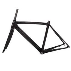 Road Bike Frames - FASTEAM Superlight Full Carbon Road Bicycle Frame with Fork Headset For 55cm in size *** Continue to the product at the image link.
