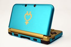 Mercury's super-computer 3DS Cover (XL) · Lightning and Lace · Online Store Powered by Storenvy