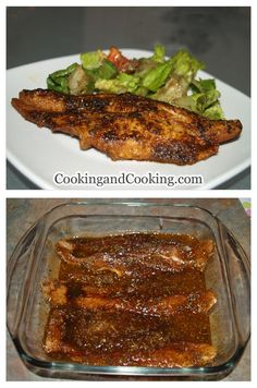 Spicy Basa Fillet recipe is a simple recipe for fish. This seafood dish is loaded with flavor and spices. Basa Recipe, Basa Fillet Recipes, Basa Fish Recipes, Spicy Recipes, Cooking Recipes, Sweets Recipes, Pork Recipes, Recipies, Fish Dishes