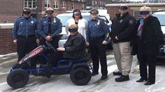The goggles can simulate driving under the impairment of alcohol, marijuana and drowsiness.