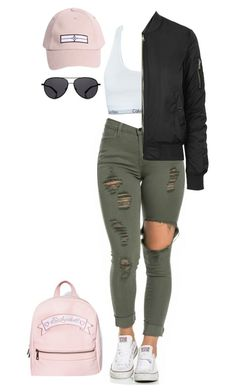 """#801"" by diva-996 on Polyvore featuring Calvin Klein Underwear, Topshop, STONE ISLAND and The Row"