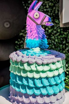 A Pocket Full Of Parties 's Birthday / Fortnite - Photo Gallery at Catch My Party 10 Birthday Cake, 11th Birthday, 6th Birthday Parties, Birthday Party Decorations, Party Favors, Teen Parties, Teen Birthday, Birthday Ideas, Fiestas Party