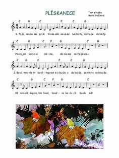 Pliskanice Music Do, Kids Songs, Mario, Advent, Children Songs, Songs For Children, Nursery Songs