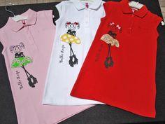 24ef2a1a2 11 imágenes increíbles de Camisetas para niñas con estilo.