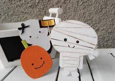 HALLOWEEEN+SHAPED+CARD+DUO - Scrapbook.com #halloween #halloweencard #shapedcard #doodlebugdesign #silhouetteportrait
