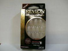 Revlon Runway Collection Glue on Nails Medium 24ct 91095 Minx by Revlon. $4.85