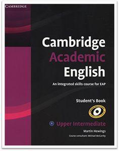 [PDF+CD] Cambridge Academic English B2 Upper-Intermediate Students Book   Sách Việt Nam