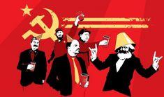 Χιούμορ εναντίον κομουνισμού   Amagi Radio