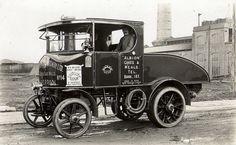 Sentinel tractor, Simmonds, Hunt & Montgomery, Liverpool