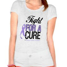 General Cancer Fight For a Cure Tshirts  #cancershirts #cancerapparel #cancertees
