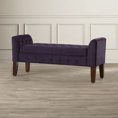 Three Posts Maple Ridge Storage Entryway Bench & Reviews | Wayfair