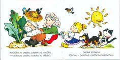 POHÁDKA: Pohádka o veliké řepě Rooster, Wonderland, Teaching, Animals, Animales, Animaux, Animal, Education, Animais