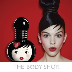 CUTENESS in a bottle! - Our special edition Lip & Cheek Doll.