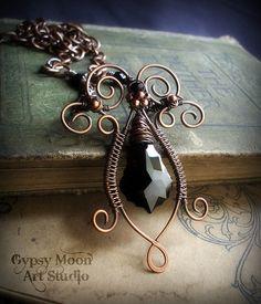 Mina's Treasure by Gypsy Moon Art Studio, via Flickr