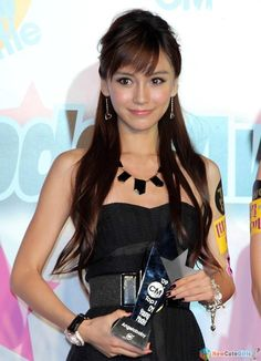 NICOLE RICHIE FASHION: Angelababy wearing House of Harlow 1960