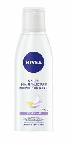 NIVEA FOR SENSITIVE SKIN 3 in 1 Toner - a cheaper alternative to my beloved Bioderma