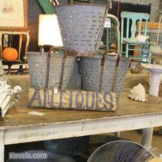 5 Great Flea Markets to Visit This Fall | Latest News | Latest News | Kovels.com