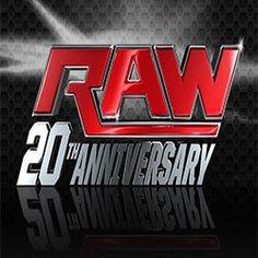 WWE Raw 20th Anniversary Results 1/14/2013