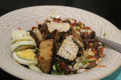 Pan Fried Tofu - will be a regular on our menu!