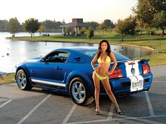 The Best Ford Mustang Muscle Cars at: http://www.musclecardefinition.com/