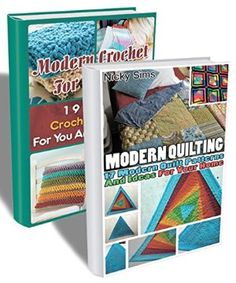 07 December 2015 : Modern Projects For Women BOX SET 2 IN 1: 36 Outstanding Crochet And Quilting Pattens: (Quilting, Quilting for... by Nicky Sims http://www.dailyfreebooks.com/bookinfo.php?book=aHR0cDovL3d3dy5hbWF6b24uY29tL2dwL3Byb2R1Y3QvQjAxOFpISEFISy8/dGFnPWRhaWx5ZmItMjA=