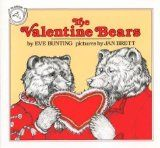 I've gotta read this jan brett illustrated valentines books