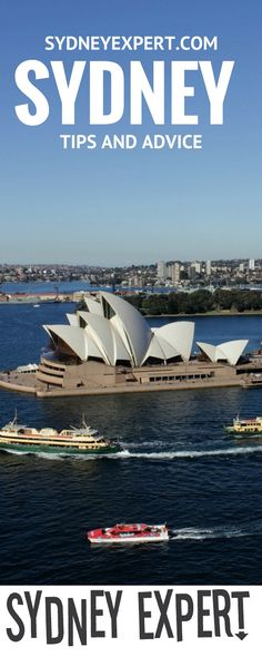 Planning a trip to #Sydney? Find the best things to do, places to visit and tips for using public transport in the harbour city.