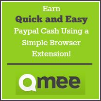 Earn quick and easy Paypal cash using a simple browser extension for Chrome, IE, Firefox, Opera, or Safari!