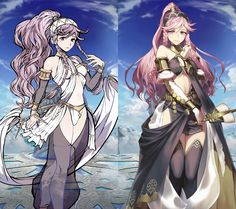 Fire Emblem Heroes: Olivia event design is much better than the original