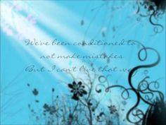 Unwritten - Natasha Bedingfield with Lyrics [HD] - YouTube
