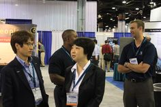 ZMDI meeting with some great people at Sensors 2014