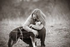 © Jessica Painter Photography | Daily Dog Tag | bond-between-dog-and-shelter-worker  Project Idea - Focus on hard to adopt pet in blog and marketing.