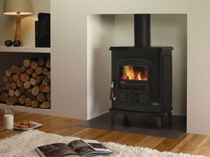 Featuring similar classic styling to the Oisin, the Oscar solid fuel stove is…
