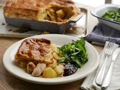 Sunday Brunch - Articles - Partridge Pie - All 4