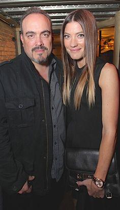 David Zayas & Jennifer Carpenter (Dexter)