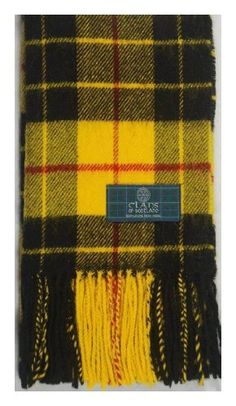Scottish Macleod Scarf