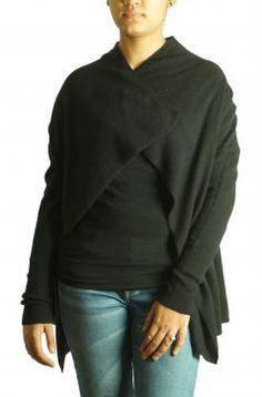 Buy Online Glamorous black jacket by Todi - 2014
