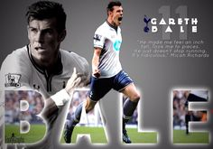 Garet Bale - Via FootyGraphs
