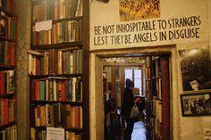 librairie à Paris