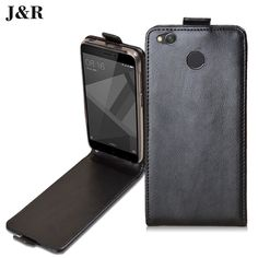 For Xiaomi Redmi 4X Case Luxury PU Leather Flip Phone Cover For Xiaomi Redmi 4X Pro 5.0 Inch Bags Cases With Stand Function