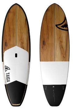 Hybrid SUP board from Taiga. 9'5''. 23pds Waves 85% Flat water 80% Stability 85%