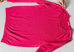 How to 'Kondo' a sweater: Marie Kondo tips