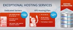 GMO Cloud America also offer exceptional hosting alternatives such as Dedicated Servers and VPS Hosting Plans. #gmocloud