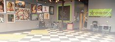 Garage Floor Tiles, Tile Floor, Big Star, Music Theater, Theatre, Studios, Photo Wall, Flooring, Performing Arts