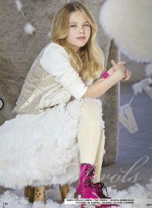 Special ivory sequin petticoat