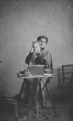 Olga Boznańska.