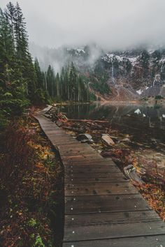 { Lake 22, Washington | by: Brian Stowell }