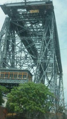 Puente Avellaneda en la Boca,  Buenos Aires