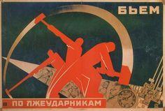 Rusadas: Mantenimiento percusivo soviético