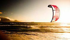 Lernt Kitesurfen von Kapstadts Profis , der High Five Kiteboard School!